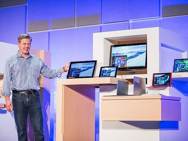 Microsoft Showcases Upcoming Windows 10 Hardware at Computex 2015