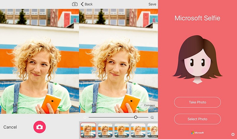 Microsoft Selfie for iOS Launched to Enhance Your Self Portrait