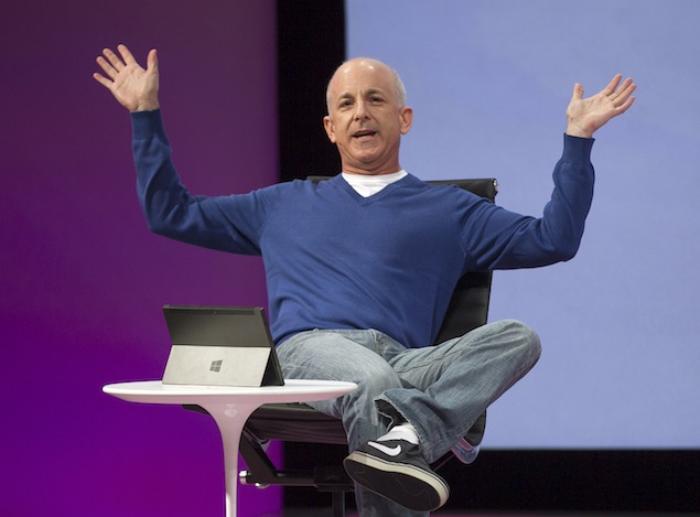 Windows head Steven Sinofsky leaving Microsoft