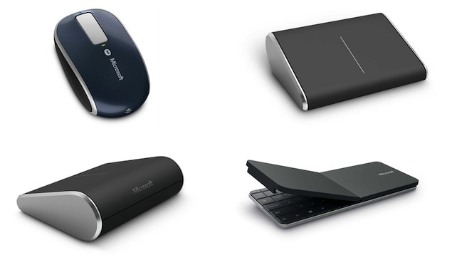 Microsoft launches rage of accessories optimised for Windows 8 starting Rs. 1,205