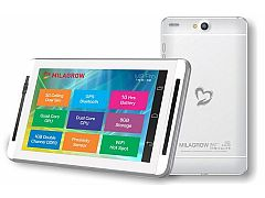 Milagrow M2Pro 3G Call Range of Voice-Calling Tablets Launched in India