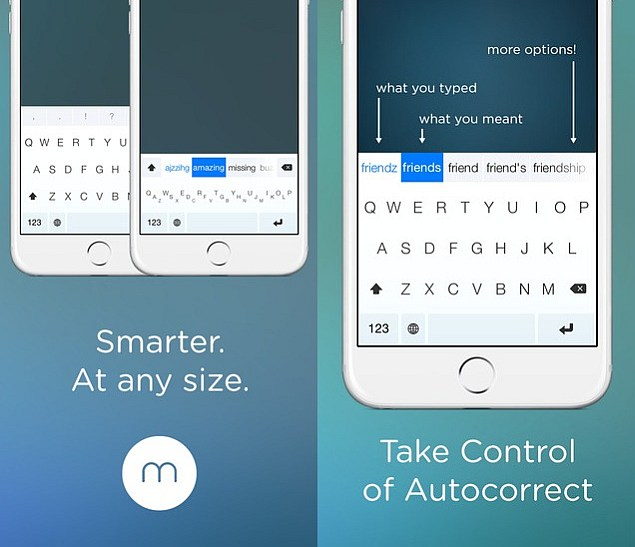 New Apps Aim to Re-Invent Smartphone Keyboards