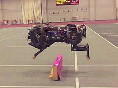 MIT's Cheetah Robot Can Now Leap Over Obstacles