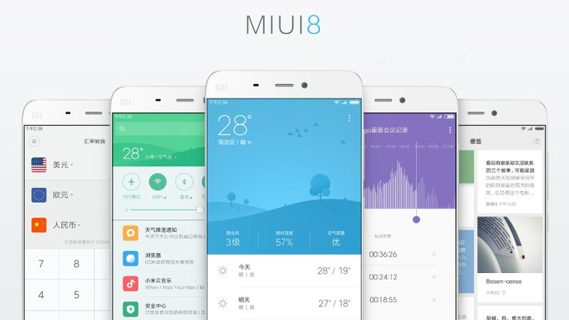 Xiaomi MIUI 8 Global Stable ROM Is Here: Top 10 New ...