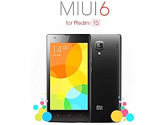 Xiaomi Redmi 1S Starts Receiving MIUI 6 Update