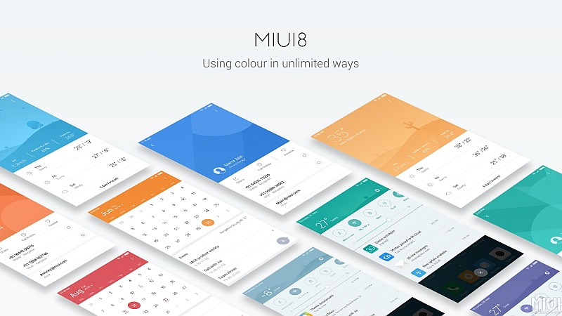 MIUI 8 Global Stable ROM to Start Rolling Out to Eligible Devices From Tuesday