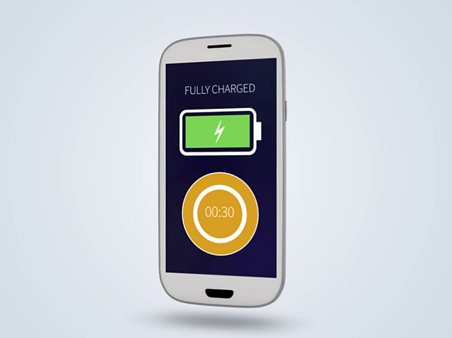 StoreDot Has a New Technology to Recharge Your Phone in 30 Seconds
