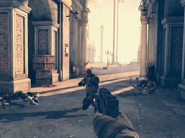 Gameloft Teases Asphalt: Overdrive, Modern Combat 5 and More at E3 2014