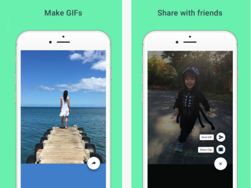 Google's Motion Stills App for iOS Converts Live Photos Into Gif Images