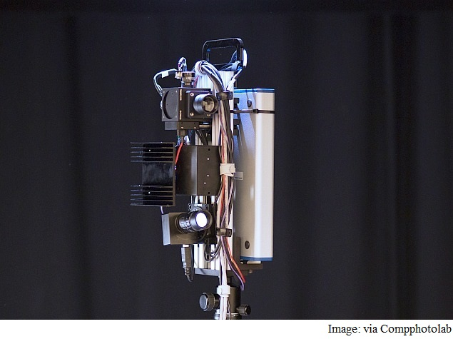 Inexpensive 3D Camera Developed That Works Outdoors
