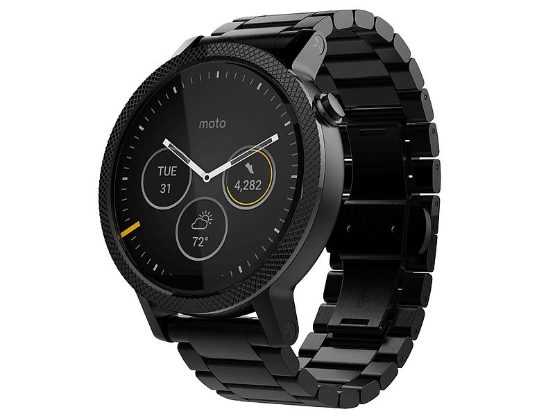 Moto 360 (2015) Smartwatch India Launch Set for Tuesday ...
