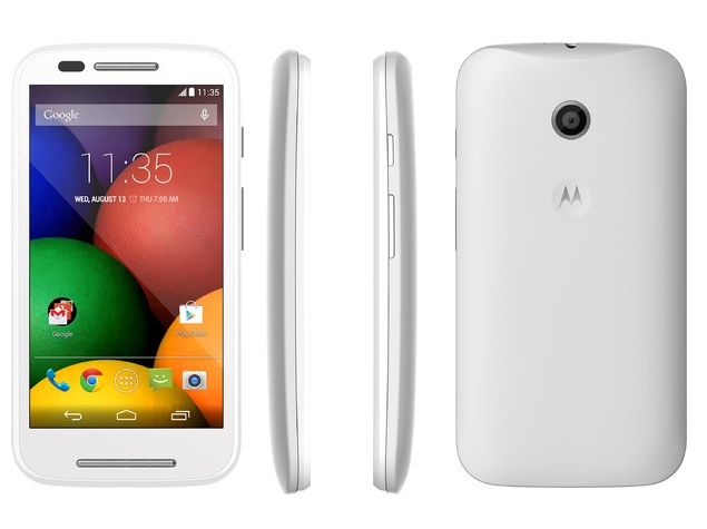 Motorola Moto E Launched in India Carrying a Price Tag of Rs. 6,999