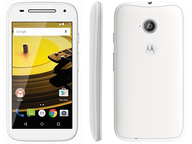 Motorola Moto E (Gen 2) With Android 5.0 Lollipop Launched at Rs. 6,999