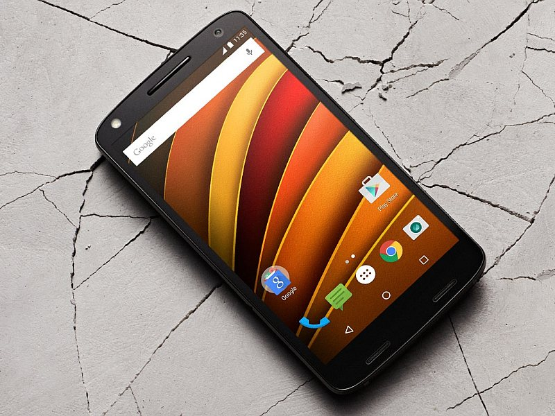 Moto X Force With 5.4-Inch 'Shatterproof' QHD Display Launched