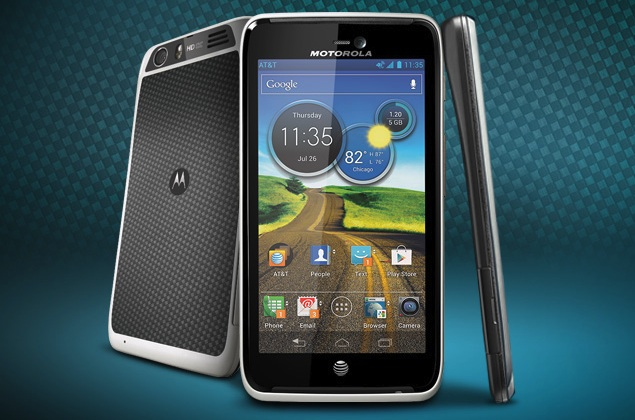 Motorola Atrix HD official: 4.5-inch display, Android 4.0