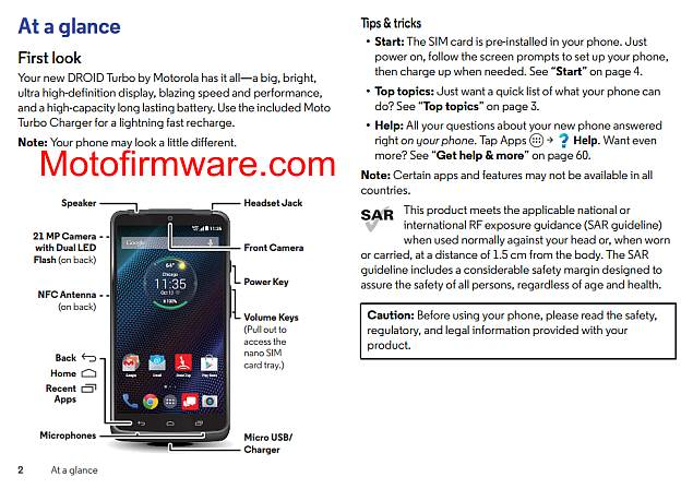 motorola droid turbo user manual leaked lists 21 megapixel rear rh gadgets ndtv com User Manual PDF droid user manual verizon