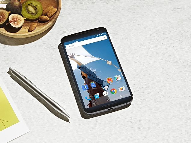 Google Nexus 6 Confirmed to Go Up for Pre-Order on October 29
