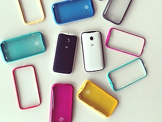 Motorola Bounce 'Shatterproof' Phone Image Leaked, Specifications Tipped