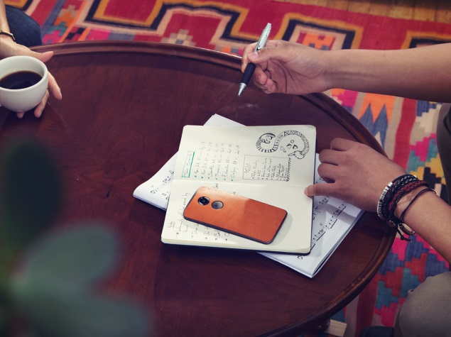 Moto X (Gen 2) Unveiled With 5.2-Inch Display and ...
