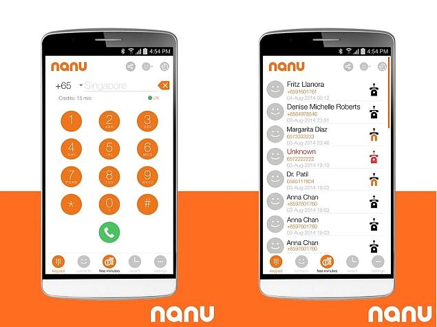 Intex to Preload nanu Free-Calling App on Upcoming Smartphones