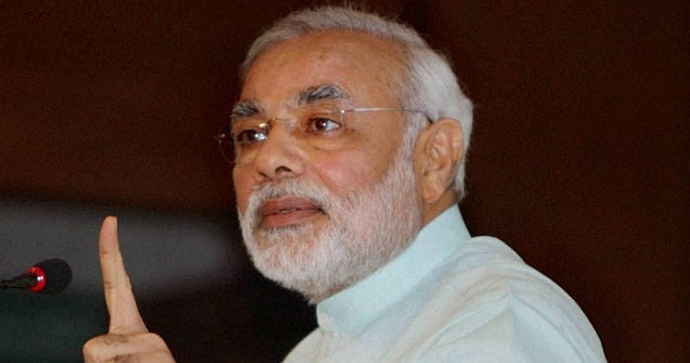 Narendra Modi bats for e-commerce, technology in retail sector
