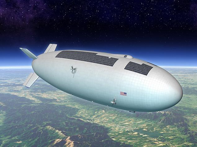 Nasa Calls for Designs of High-Altitude Airships