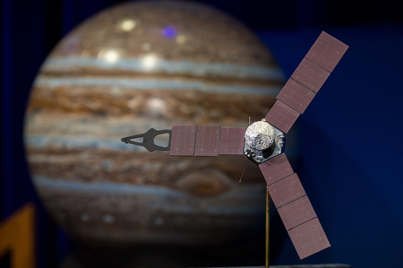 Jupiter Juno Mission Live Video: Nasa Spacecraft to Enter Orbit