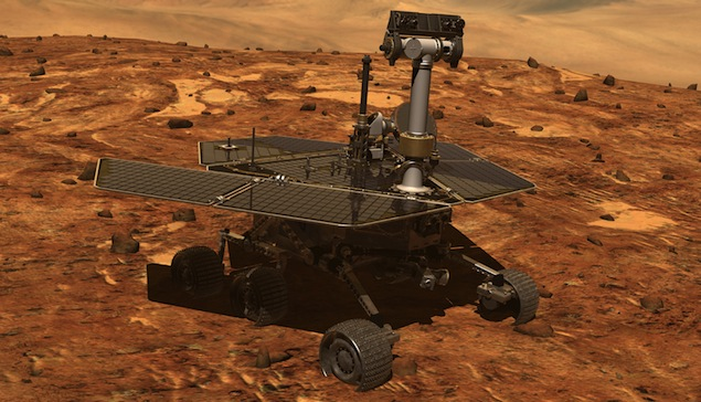 Mars rover analyzes first soil samples