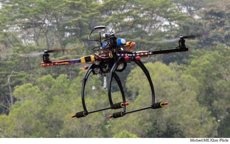 This Pune-Based Startup Is Creating an Android-Like Platform for Drones