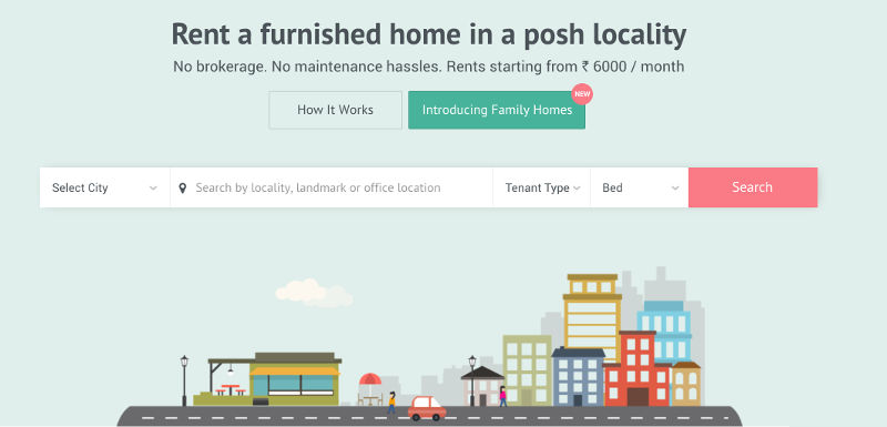 India Funding Roundup: A Baby Care Portal, Home Rental Aggregator, and More