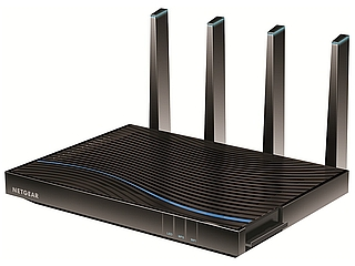 Netgear Nighthawk X8 Wi-Fi Router With Active Antennas Launched at Rs. 27,000
