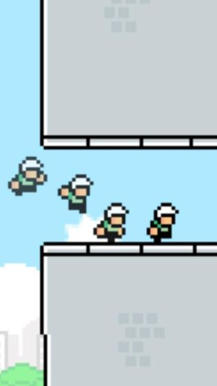Flappy Bird Creator Nguyen Teases His Latest Game With a Screenshot