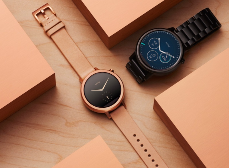 Motorola Launches New Moto 360 Smartwatch, Unveils Moto ...