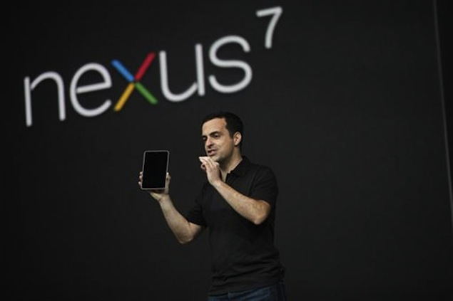 Asus confirms Google Nexus 7 officially coming to India by June