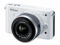 Nikon expands mirrorless series with $550 Nikon 1 J2