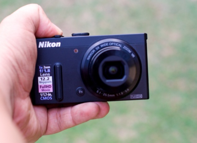 Nikon Coolpix P330 review
