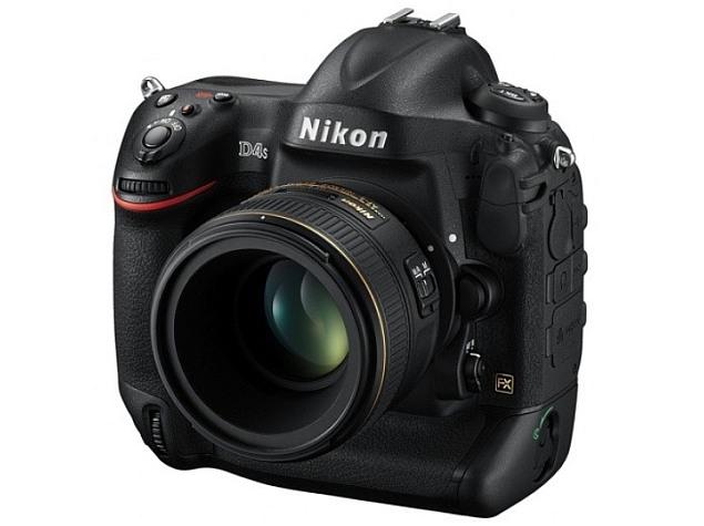 Nikon D4S DSLR camera with 16.2-megapixel full-frame sensor launched in India