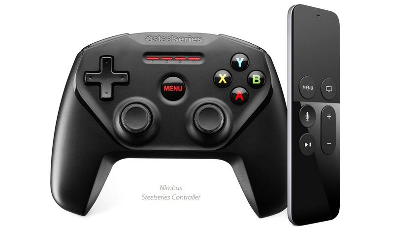 Apple TV Games Must Support Bundled Remote