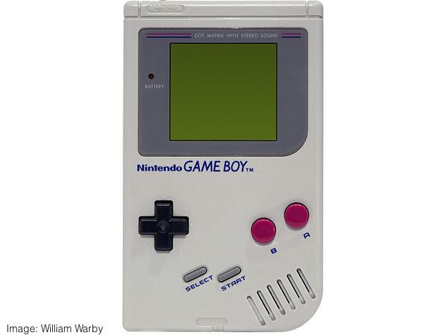 Nintendo's Game Boy turns 25