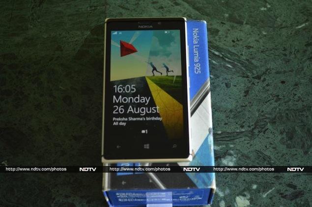 Nokia Lumia 925 review
