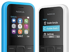 Microsoft Launches Refreshed Nokia 105 With Dual-SIM Variant