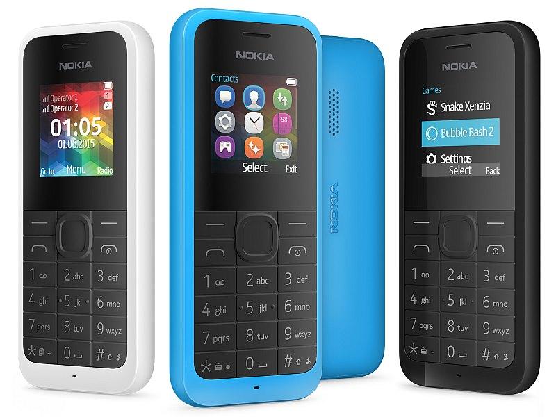 nokia dual sim phones. nokia 105 dual sim feature phone launched at rs. 1,419 sim phones l