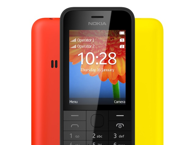 Nokia 220 Dual SIM with 2-megapixel camera launched at Rs. 2,749