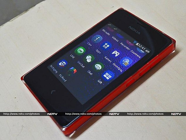 Nokia Asha 502 review