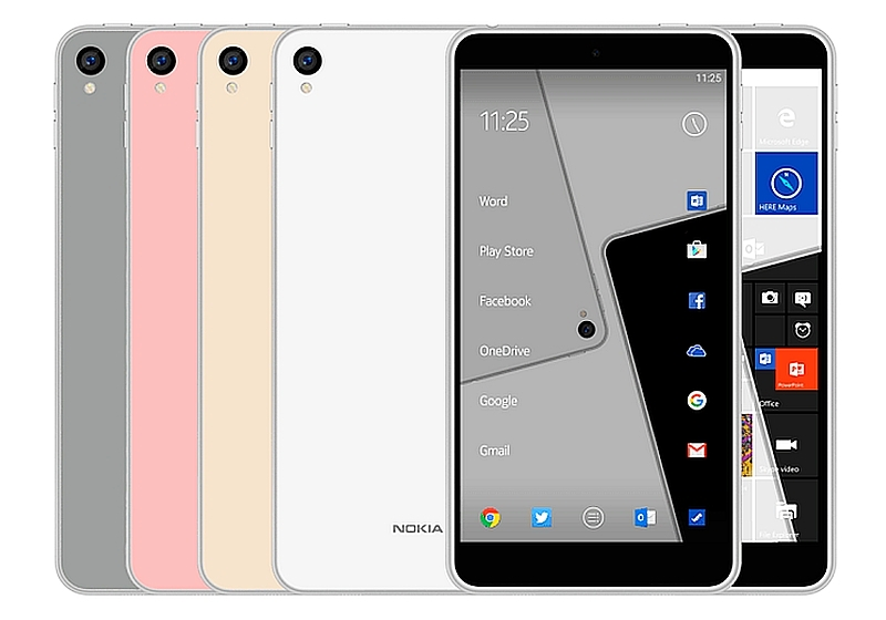 Nokia C1 Leak Tips Launch With Android and Windows 10 Mobile Variants
