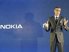 CEO Rajeev Suri Says Nokia Has Strong Momentum in Europe Sales