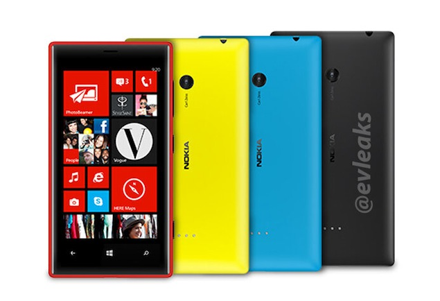 Nokia Lumia 720, Lumia 520 pictures leaked ahead of expected MWC launch