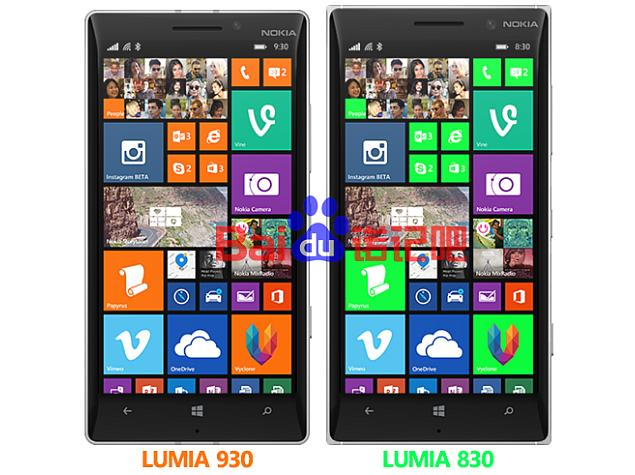Lumia 830 Leaked in Images Ahead of IFA 2014 Launch