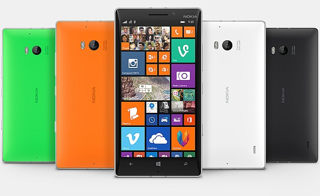 nokia lumia phones. nokia lumia 930, 630 and 635 with windows phone 8.1 unveiled | technology news phones c
