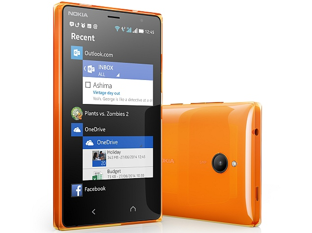Nokia X2 Dual SIM With 4.3-Inch Display Launched at Rs. 8,699